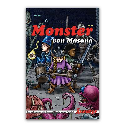 Äventyr: Monster von Masona – Abenteuerbox – DE