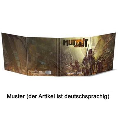 Mutant Jahr Null: Spielleiterschirm – DE