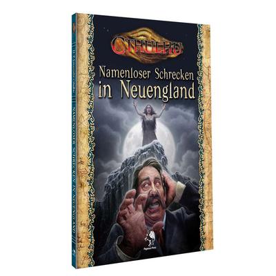 Cthulhu: Namenloser Schrecken in Neuengland (SC) – DE