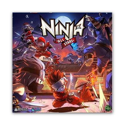 Ninja all Stars: Grundspiel – DE