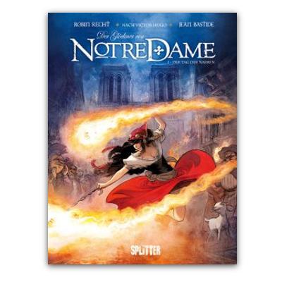 Der Glöckner von Notre Dame 1 (HC) – DE