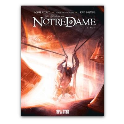 Der Glöckner von Notre Dame 2 (HC) – DE