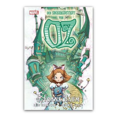 Die Smaragdstadt von Oz (HC) – DE