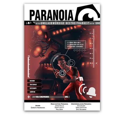 Paranoia: Unglaubwürdige Bestreitbarkeit Abenteuer (SC) – DE