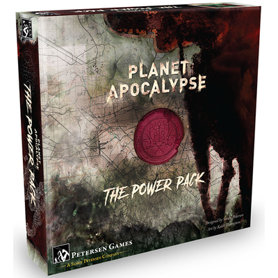 Planet Apocalypse: the Power Pack – EN