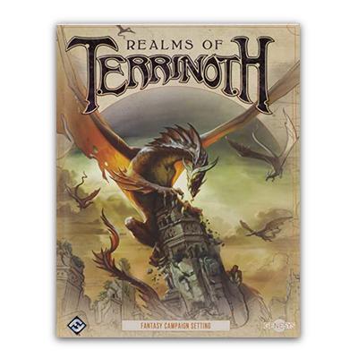 Genesis: Realms of Terrinoth (HC) – EN