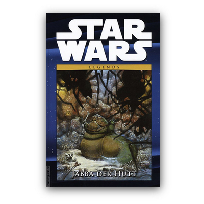 Star Wars Comic-Kollektion 31: Legends: Jabba der Hutt (HC) – DE