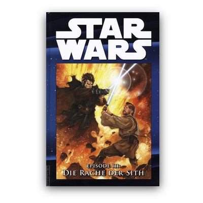 Star Wars Comic-Kollektion 32: Episode III: Die Rache der Sith (HC) – DE
