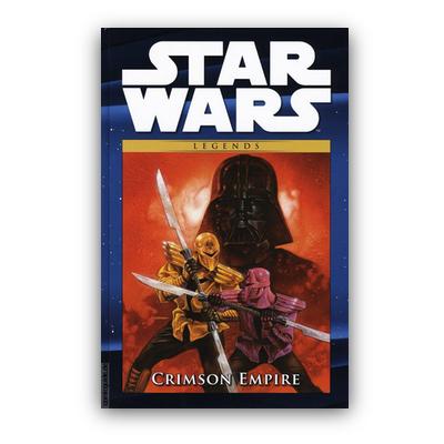 Star Wars Comic-Kollektion 33: Legends: Crimson Empire (HC) – DE