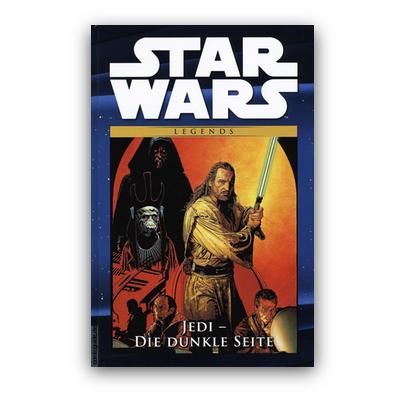 Star Wars Comic-Kollektion 34: Legends: Jedi – Die dunkle Seite (HC) – DE