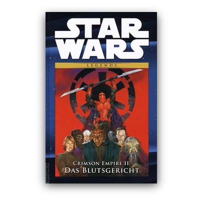 Star Wars Comic-Kollektion 35: Legends – Crimson Empire II: Das Blutsgericht (HC) – DE