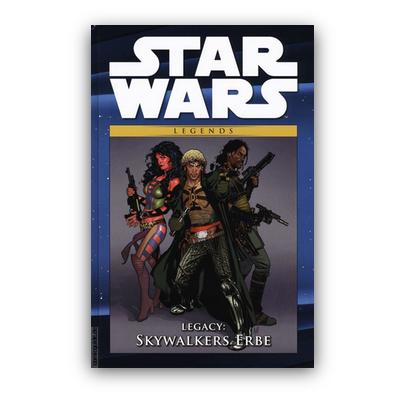 Star Wars Comic-Kollektion 36: Legends – Legacy: Skywalkers Erbe (HC) – DE