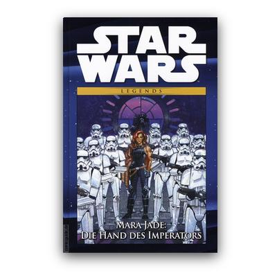Star Wars Comic-Kollektion 37: Legends – Mara Jade: Die Hand des Imperators (HC) – DE