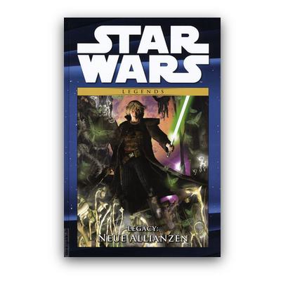Star Wars Comic-Kollektion 39: Legends – Legacy: Neue Allianzen (HC) – DE