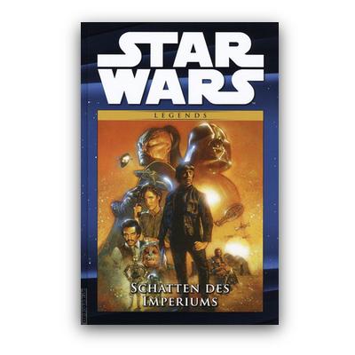 Star Wars Comic-Kollektion 40: Legends: Schatten des Imperiums (HC) – DE