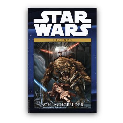 Star Wars Comic-Kollektion 41: Legends: Schlachtfelder (HC) – DE