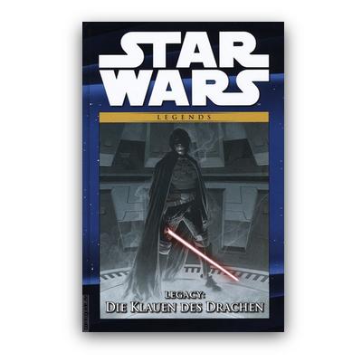 Star Wars Comic-Kollektion 42: Legends – Legacy: Die Klauen des Drachen (HC) – DE