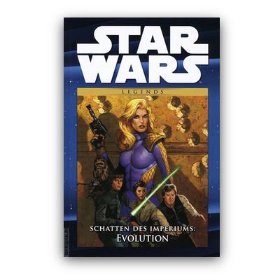 Star Wars Comic-Kollektion 43: Legends – Schatten des Imperiums: Evolution (HC) – DE