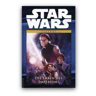 Star Wars Comic-Kollektion 44: Legends: Die Erben des Imperiums (HC) – DE