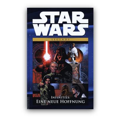 Star Wars Comic-Kollektion 49: Legends – Infinites: Eine neue Hoffnung (HC) – DE