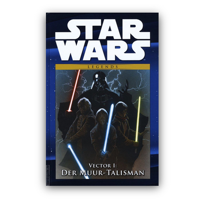 Star Wars Comic-Kollektion 51: Legends – Vector I: Der Muur-Talisman (HC) – DE