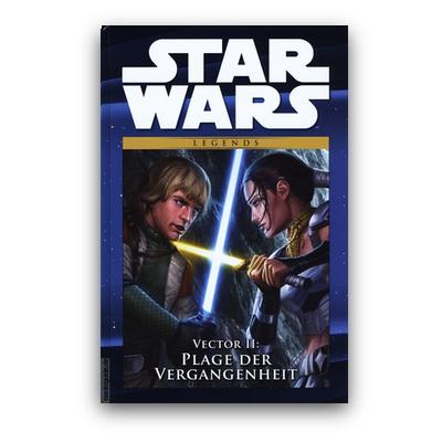 Star Wars Comic-Kollektion 52: Legends – Vector II: Plage der Vergangenheit (HC) – DE