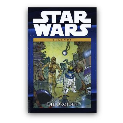 Star Wars Comic-Kollektion 53: Legends – Die Droiden (HC) – DE