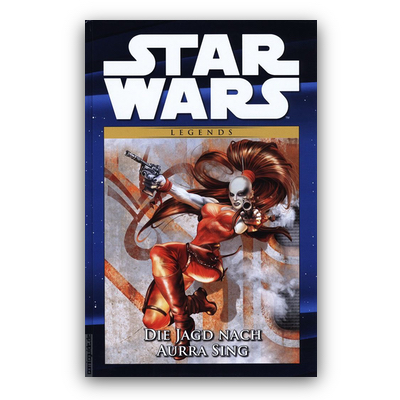 Star Wars Comic-Kollektion 61: Legends – Die Jagd nach Aurra Sing (HC) – DE