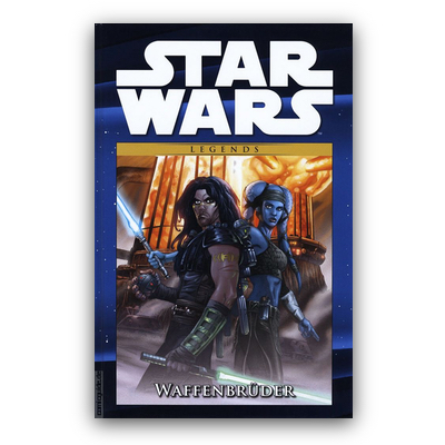 Star Wars Comic-Kollektion 64: Legends – Waffenbrüder (HC) – DE