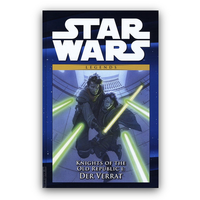 Star Wars Comic-Kollektion 66: Legends – Knights of the Old Republic I: Der Verrat (HC) – DE