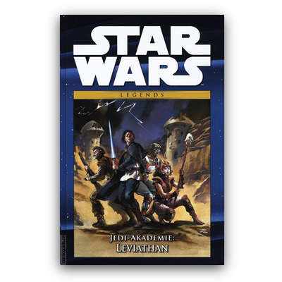 Star Wars Comic-Kollektion 69: Legends – Jedi-Akademie: Leviathan (HC) – DE