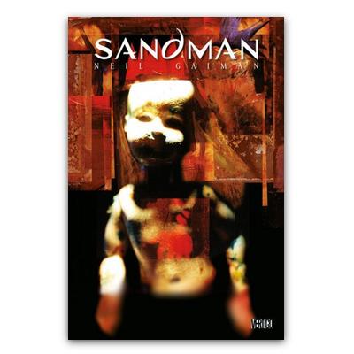 Sandman Deluxe 2: Das Puppenhaus (HC) – DE