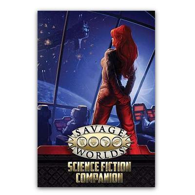 Savage Worlds: Science-Fiction-Kompendium (HC) – DE