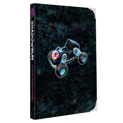 """Shadowrun 6: Schattendossier 1 """"limitierte Ausgabe"""" (HC) – DE"""