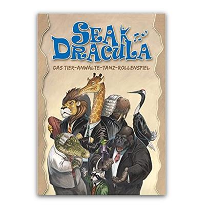 Sea Dracula: Das Tieranwälte-Tanz-Rollenspiel – DE