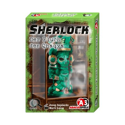 Sherlock: Der Fluch des Qhaqya – DE