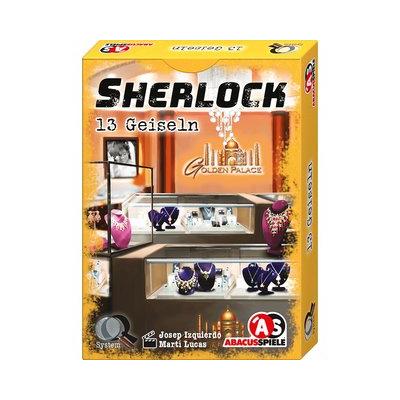 Sherlock: 13 Geiseln – DE