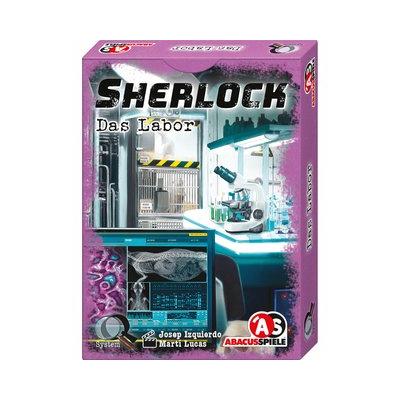 Sherlock: Das Labor – DE