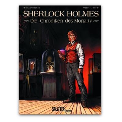 Sherlock Holmes – Die Chroniken des Moriarty (HC) – DE