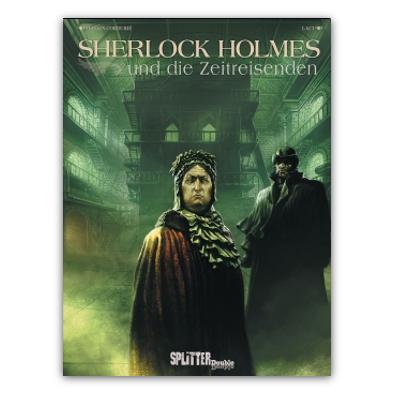 Sherlock Holmes – Und die Zeitreisenden (HC) – DE