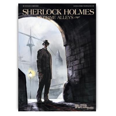 Sherlock Holmes – Crime Alleys (HC) – DE