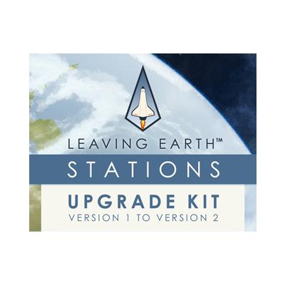 Leaving Earth: Stations Upgrade Kit – EN
