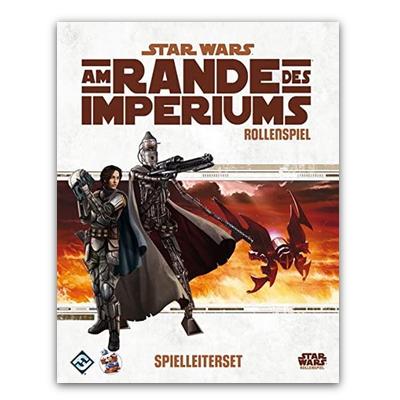 Star Wars Am Rande des Imperiums: Spielleiterset – DE