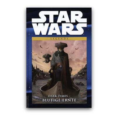 Star Wars Comic-Kollektion 10: Legends: Dark Times – Blutige Ernte (HC) – DE