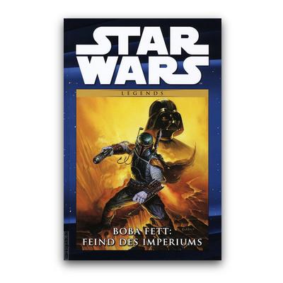 Star Wars Comic-Kollektion 12: Legends: Boba Fett – Feind des Imperiums (HC) – DE