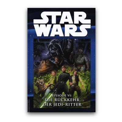 Star Wars Comic-Kollektion 13: Episode VI: Die Rückkehr der Jedi-Ritter (HC) – DE
