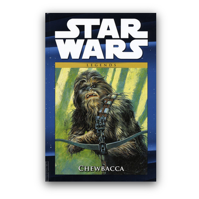Star Wars Comic-Kollektion 14: Legends: Chewbacca (HC) – DE