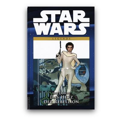 Star Wars Comic-Kollektion 16: Legends: Imperium: Das Herz der Rebellion (HC) – DE