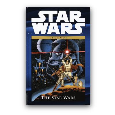 Star Wars Comic-Kollektion 17: Legends: The Star Wars (HC) – DE