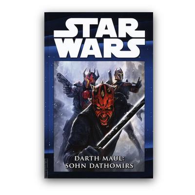 Star Wars Comic-Kollektion 18: Darth Maul: Sohn Dathomirs (HC) – DE